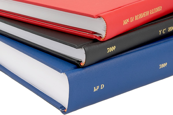 dissertation binding university london